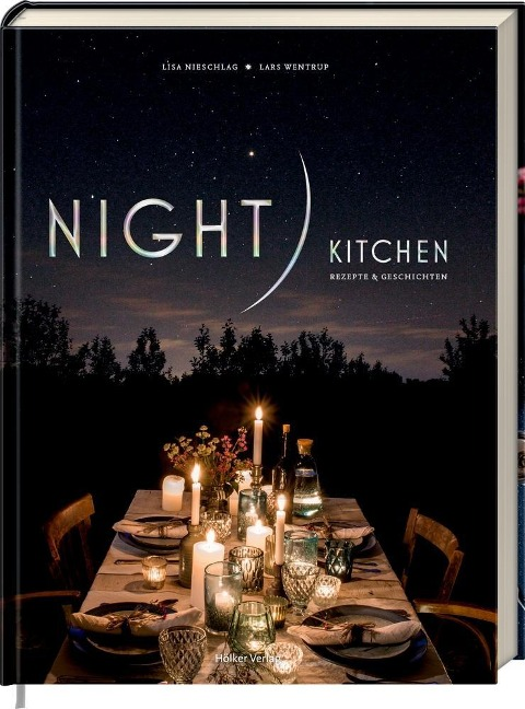 Buchcover: Night Kitchen